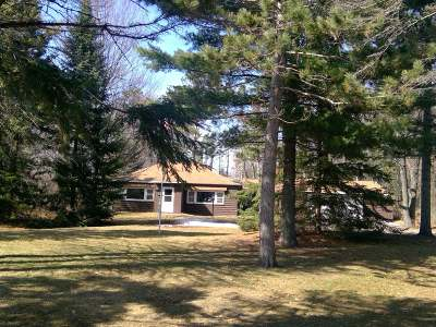 Tomahawk Single Family Home Active Under Contract: 55 Deer Park Rd