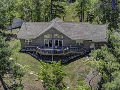Minocqua WI Single Family Home For Sale: $729,000