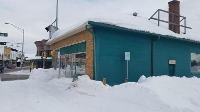Eagle River Commercial For Sale: 6 Wall St W