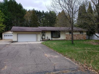 Tomahawk Single Family Home Active Under Contract: N11716 Cth L