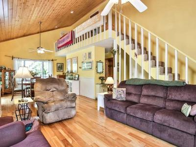 St Germain Single Family Home For Sale: 2186 Anderson Rd