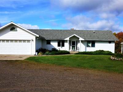 Glidden Single Family Home For Sale: 20915 Hwy 13