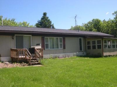 Crandon Single Family Home For Sale: 6912 Cth S