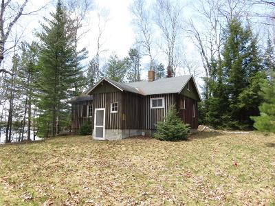 Langlade County, Forest County, Oneida County Single Family Home Active Under Contract: 6021 Gensler Rd