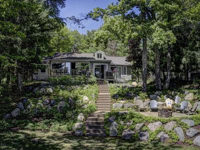 Minocqua WI Single Family Home For Sale: $679,000