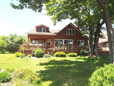 Langlade County, Forest County, Oneida County Single Family Home For Sale: N9275 Mill Rd
