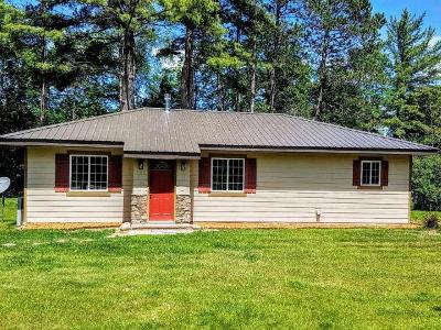 Vilas County Single Family Home For Sale: 3570 Dam Ln