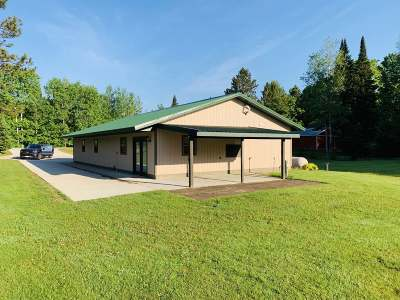 Tomahawk WI Single Family Home For Sale: $149,000