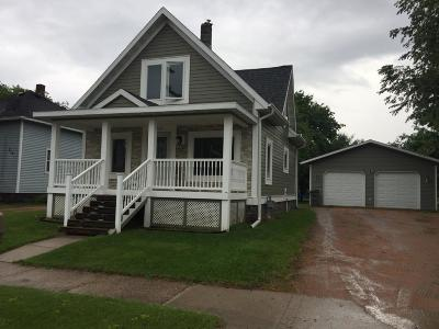 Antigo WI Single Family Home Active Under Contract: $89,900