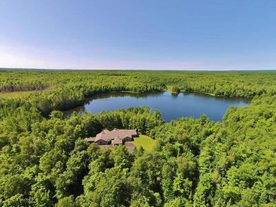 Pelican Lake WI Single Family Home For Sale: $1,200,000