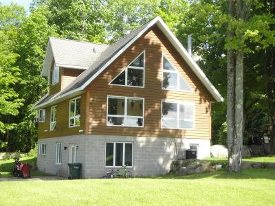 Pelican Lake Single Family Home For Sale: 2882 Cth Q