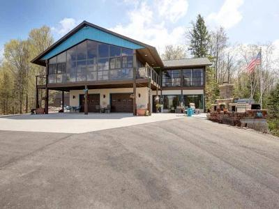 Gleason Single Family Home For Sale: W1326 Overlook Dr