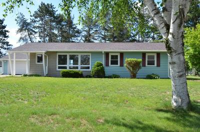 Tomahawk Single Family Home For Sale: 1252 Kings Rd