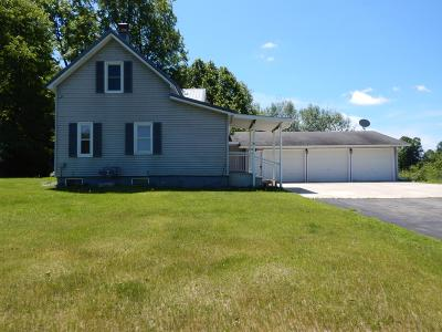 Single Family Home Active Under Contract: N1348 Cth D