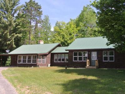 Eagle River WI Single Family Home For Sale: $168,500