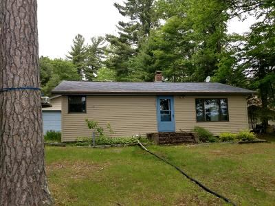 Tomahawk Single Family Home Active Under Contract: 9142 Jenny Lake Rd