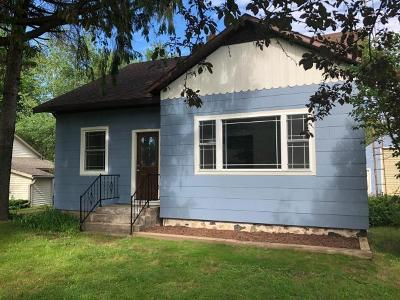 Park Falls Single Family Home For Sale: 460 Saunders Ave