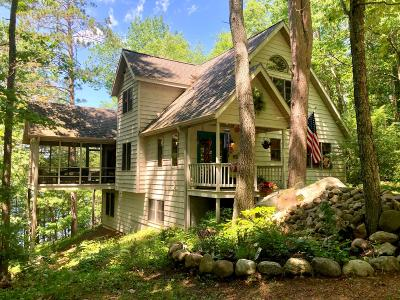 Lincoln County, Price County, Oneida County, Vilas County Single Family Home For Sale: 7031 Bluebird Rd N