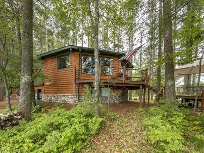 Three Lakes Single Family Home For Sale: 200 Nicolet Vista