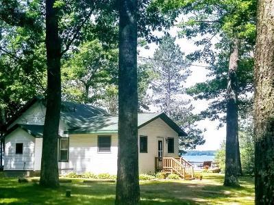 Minocqua Single Family Home For Sale: 12994 Wagner Ln