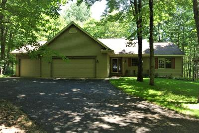 Minocqua Single Family Home Active Under Contract: 10146 Woodland Ct