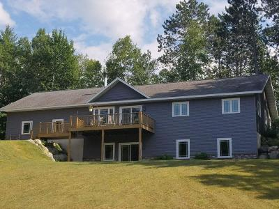 Tomahawk Single Family Home For Sale: W5453 Rolling Ridge Rd