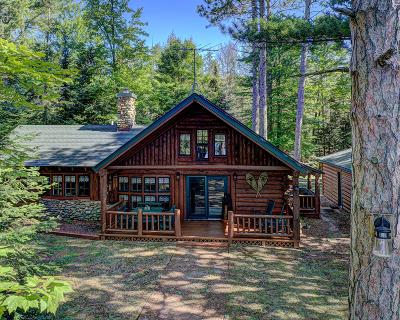 Eagle River Single Family Home For Sale: 6175 Wildlife Ln