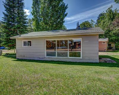 Forest County, Iron Wi County, Langlade County, Lincoln County, Oneida County, Vilas County Condo/Townhouse For Sale: 2014 Reel Em In Rd #4