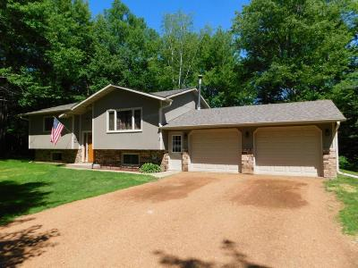 Merrill Single Family Home Active Under Contract: N3292 Hwy 107
