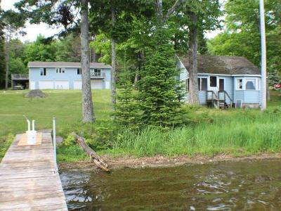 Forest County, Iron Wi County, Langlade County, Lincoln County, Oneida County, Vilas County Duplex For Sale: 2544 Fifteen Ln #East