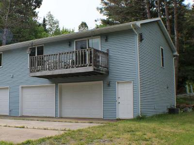 Forest County, Iron Wi County, Langlade County, Lincoln County, Oneida County, Vilas County Duplex For Sale: 2544 Fifteen Ln #West