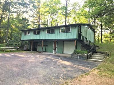 Forest County, Iron Wi County, Langlade County, Lincoln County, Oneida County, Vilas County Single Family Home For Sale: 1039 Donna Dr