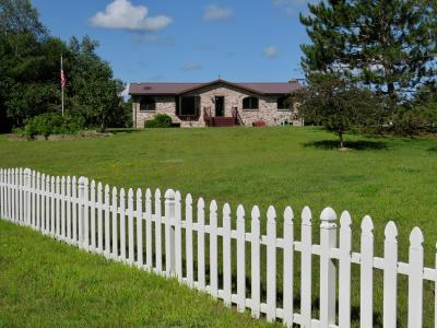 Langlade County, Forest County, Oneida County Single Family Home For Sale: 7920 Trout Creek Rd
