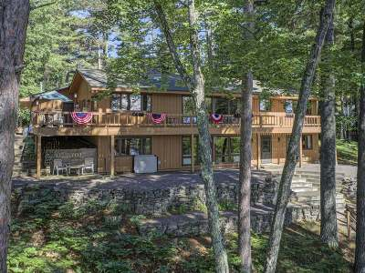 Eagle River Single Family Home Active Under Contract: 1562 McKinley Blv