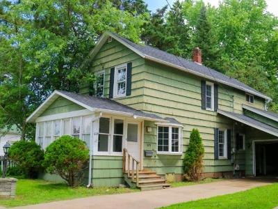 Antigo WI Single Family Home For Sale: $62,000