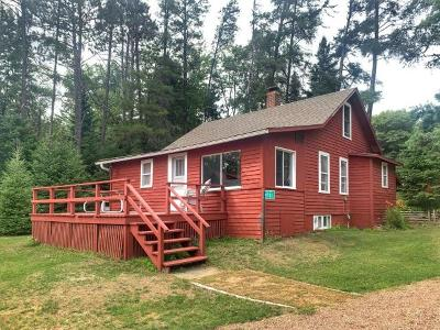 Forest County, Iron Wi County, Langlade County, Lincoln County, Oneida County, Vilas County Condo/Townhouse For Sale: 4501 Chain O Lakes Rd