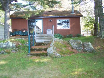 Langlade County, Forest County, Oneida County Single Family Home Active Under Contract: 984 Margaret Lake Rd