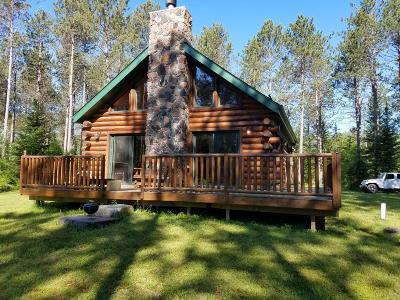 Gleason Single Family Home Active Under Contract: N5994 Hwy 17