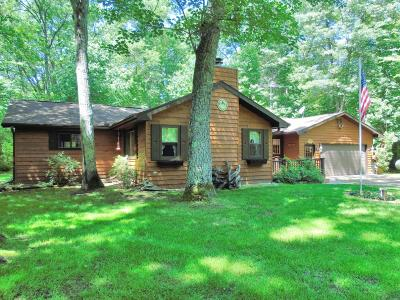 Lac Du Flambeau Single Family Home For Sale: 1539 Cardinal Ln