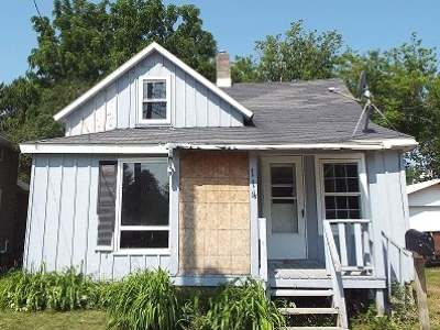 Antigo WI Single Family Home Active Under Contract: $22,900