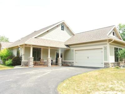 Three Lakes WI Condo/Townhouse For Sale: $249,900
