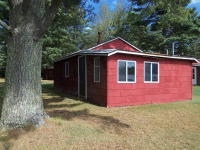 Forest County, Iron Wi County, Langlade County, Lincoln County, Oneida County, Vilas County Condo/Townhouse For Sale: 4270 Wallace Rd #6