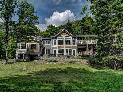 Single Family Home For Sale: 3247 Poor Lake Rd