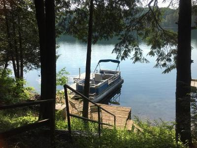 Aniwa, Elcho, Summit Lake, Bryant, Deerbrook, Elton, Lily, Pearson, Phlox, Pickerel, Polar, White Lake, Birnamwood Single Family Home For Sale: N3794 Hanke Rd