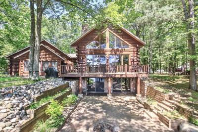 Minocqua WI Single Family Home For Sale: $1,125,000