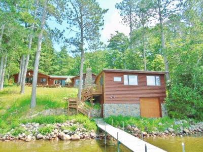 Minocqua Single Family Home Active Under Contract: 1963 Hershey Ln