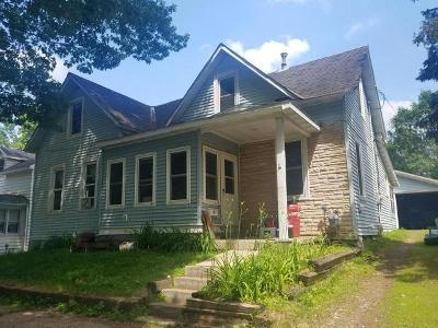 Merrill Single Family Home Active Under Contract: 605 Jefferson St