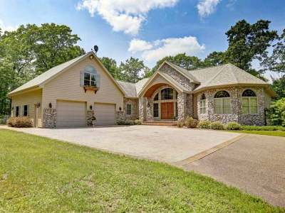Single Family Home For Sale: 4400 North Shore Dr
