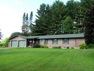 Merrill Single Family Home For Sale: N112 Brandenburg Ave