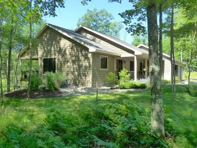 Minocqua WI Single Family Home For Sale: $649,000